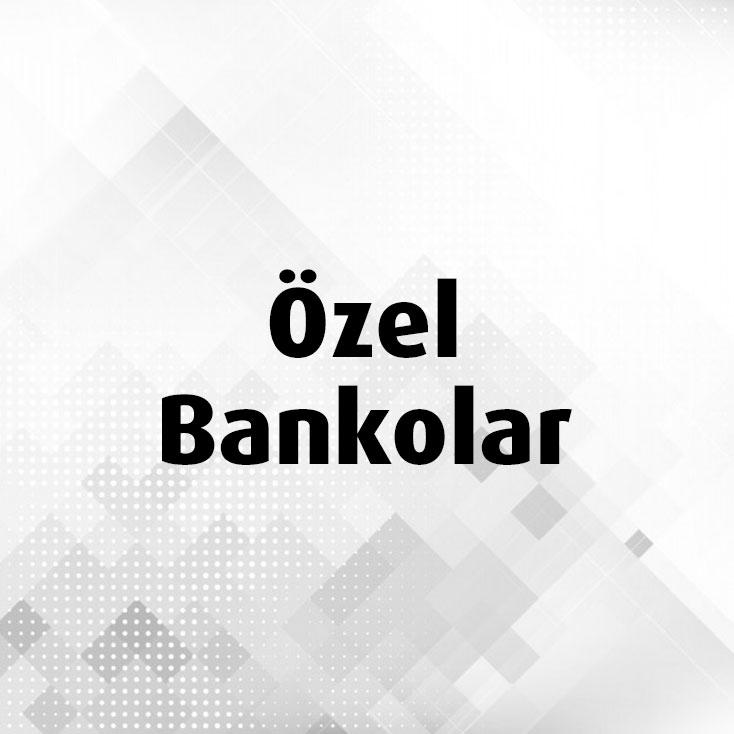 Özel Bankolar