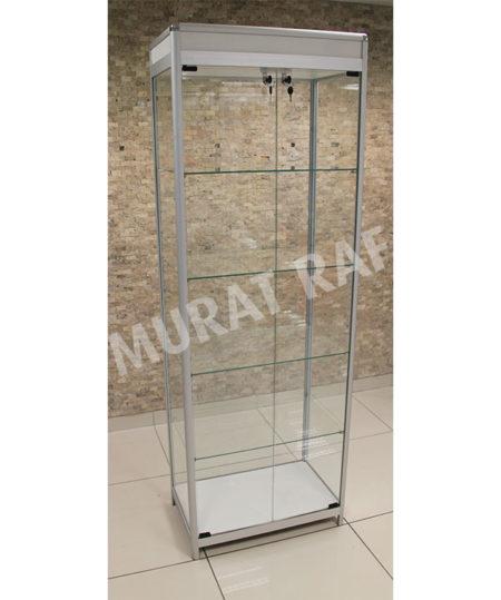 Camlı Vitrin 65 cm