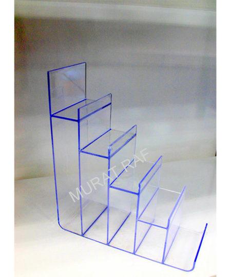 Pleksi Cüzdanlık Stand