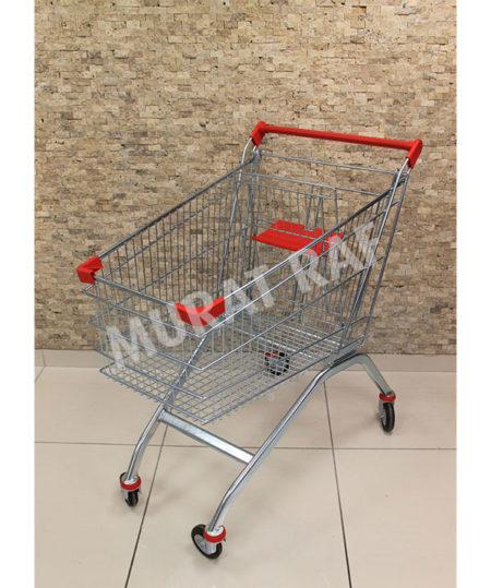 Metal Market Arabası