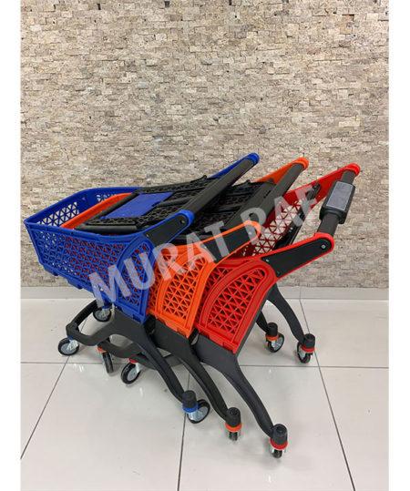 Plastik Market Arabası